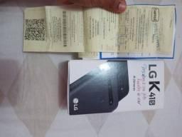 LG k 41s menos de 1 mês de uso