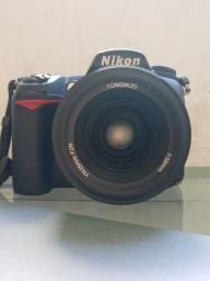 Nikon D7000, câmera, fotos, fotografia...