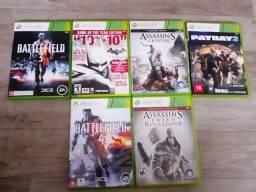Jogos Xbox 360 Originais LEIA