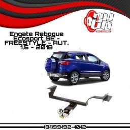 Engate Reboque Ecosport SE FREESTYLE - AUT 1.5 - 2018