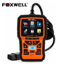 Título do anúncio: Scanner Diagnóstico Foxwell Nt301 Obd2 Gasolina Diesel linha leve novo parcelo s/ juros