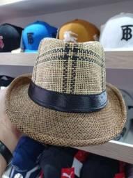 Chapéu Panamá pequeno
