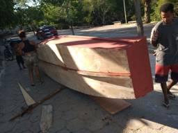 Bote canoa barco