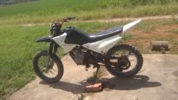 XTZ 125 motor honda