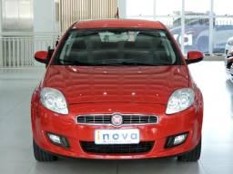 Bravo essence 1.8 aut. completo vermelho - apenas 86.000 km 2013