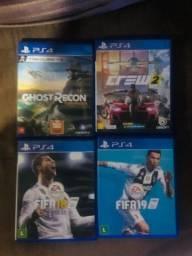 Vendo jogos