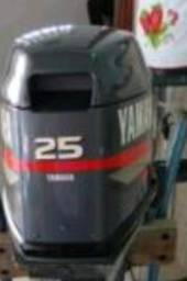Motor de popa Yamaha 25 hp *2010