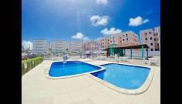 Excelente Apartamento 3 quartos, 57 m², Resd. Horto da Serraria - AL