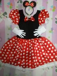 Fantasia Minnie Completa M