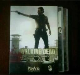 DVD The Walking Dead 3a Temporada Completa