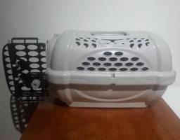 Caixa Casinha Transporte Gato Cachorro 1