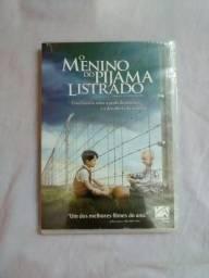 Dvd O Menino do Pijama Listrado (lacrado)