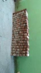 Tijolos de demolição - tijolo colonial - BARBADA