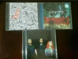 Cd's Paramore