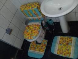 Jogos de banheiro Artesanato, Fabricação Própria