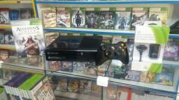 Xbox360 ultra slim 1 jogo de brinde e garantia
