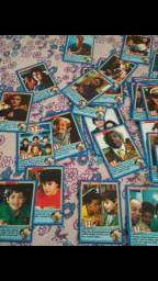 Cards Detetives do prédio Azul