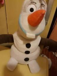 Pelúcia do Olaf / filme Frozem