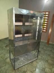 Maquina de assar frango R$700.00