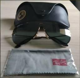 Oculos Ray-Ban ® Blaze Shooter RB3581N-001 71 Único uso em fotos c4c2475197