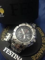 Vendo relógio Festina Chrono Kike em ótimo estado 3f75ca0cfe6