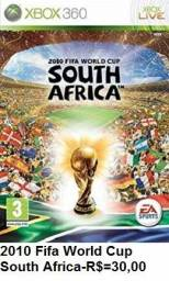 2010 Fifa World Cup South Africa Xbox 360