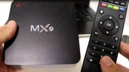 TV Box 4K 16GB com garantia
