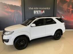 Toyota hilux sw4 2015 2.7 flex automatica impecável - 2015