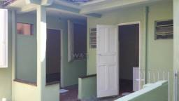 Casa com 01 quarto, sala, varanda. cozinha terreno privativo R$550,00