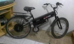 Vende-se bicicleta elétrica por apenas r$ 1.300,00