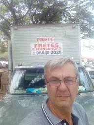 Faço frete e mudança e descarte de móveis em Maringá