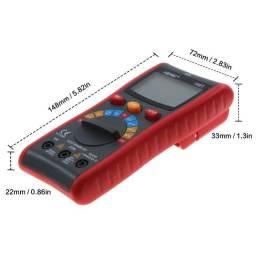 Multimetro digital Aneng H01 true rms capacimetro frequencimetro
