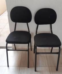Cadeiras escritorio zap 9  * 40.00 cada