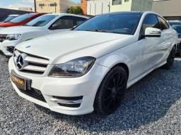 Mercedes-benz c-180 cgi coupe sport 1.6 tb