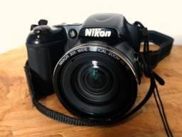 Nikon Coolpix L820 - Camera Digital 16mp - Super Zoom 30x
