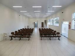Salão sem divisórias