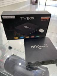Tv box MXqpro 4K 5G