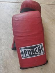 Vendo par de luvas punch