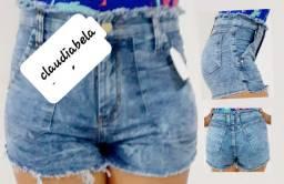 Bermuda jeans varejo