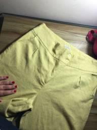 Calça verde perfeita g