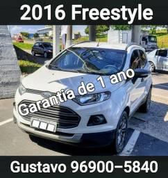 Freestyle 2016 1.6 Automático Garantia de 1 ano
