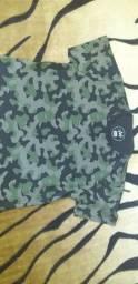 Camiseta Camuflada ADE