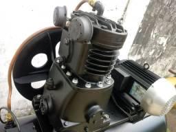 Compressor de ar 25 pés 200 litros top