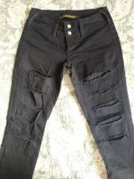 Calça jeans Clockhouse