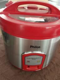 Panela elétrica de arroz Philco vermelha NOVA - preço negociável
