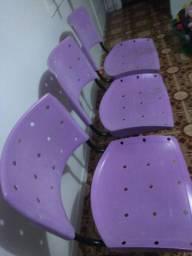 Longarina e Cadeiras