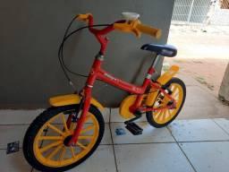 Bicicleta Aro 15 Nova Entrego