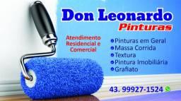 Don Leonardo Serviços de Pintura