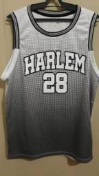 Camiseta Basquete Harlem