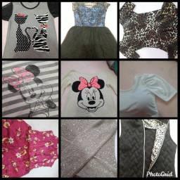 Vendo combo de roupas